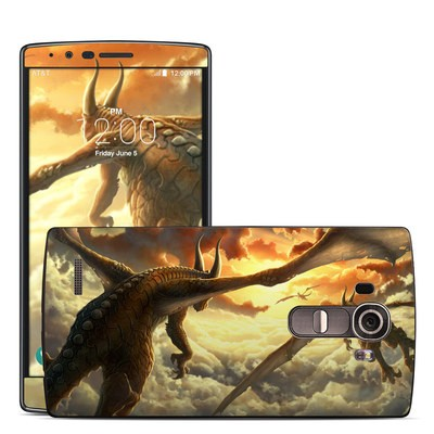 LG G4 Skin - Over the Clouds