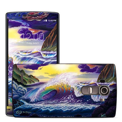 LG G4 Skin - Passion Fin