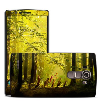 LG G4 Skin - Secret Parade