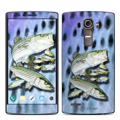 LG G4 Skin - Striped Bass
