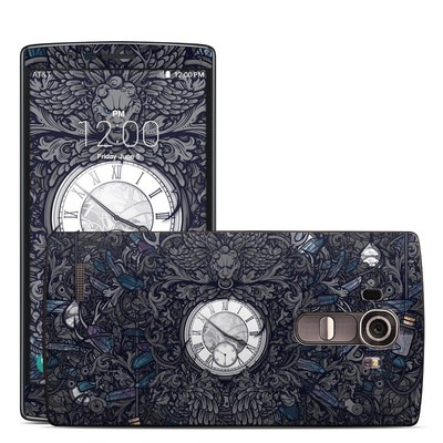 LG G4 Skin - Time Travel