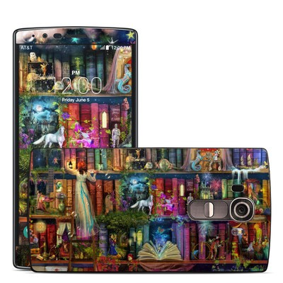 LG G4 Skin - Treasure Hunt