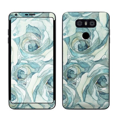 LG G6 Skin - Bloom Beautiful Rose