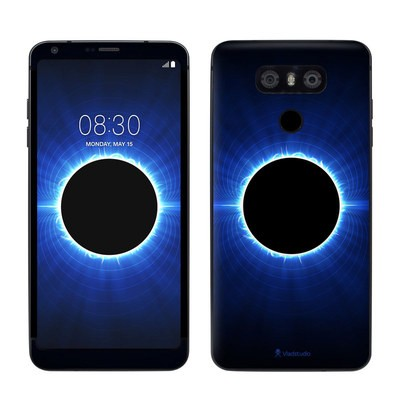 LG G6 Skin - Blue Star Eclipse