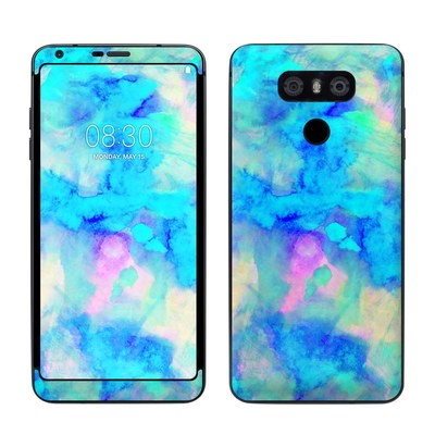 LG G6 Skin - Electrify Ice Blue