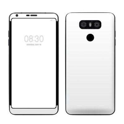 LG G6 Skin - Solid State White