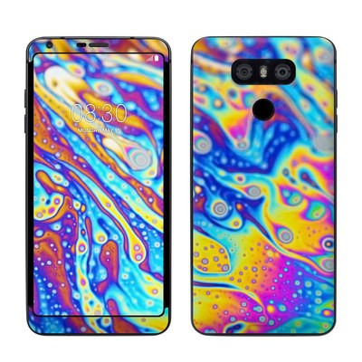 LG G6 Skin - World of Soap