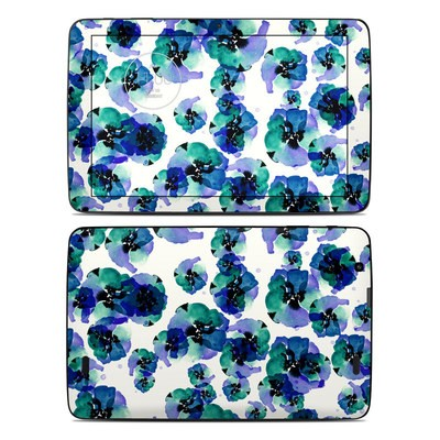 LG G Pad 10-1 Skin - Blue Eye Flowers