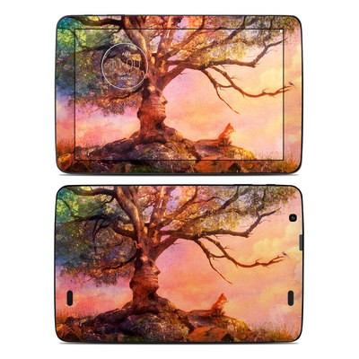 LG G Pad 10-1 Skin - Fox Sunset