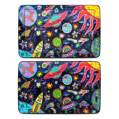 LG G Pad 10-1 Skin - Out to Space