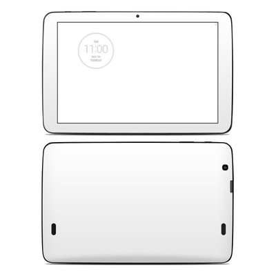 LG G Pad 10-1 Skin - Solid State White