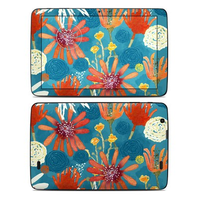 LG G Pad 10-1 Skin - Sunbaked Blooms