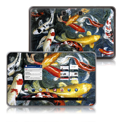 LG G-Slate Tablet Skin - Koi's Happiness