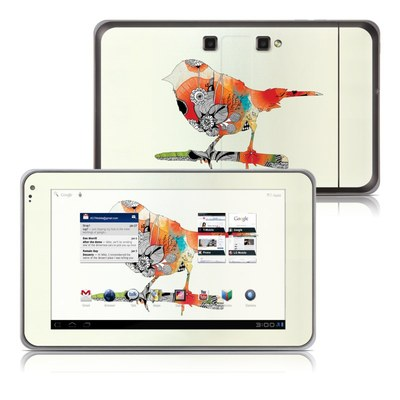 LG G-Slate Tablet Skin - Little Bird