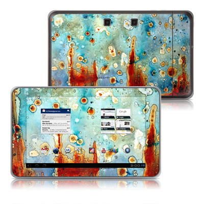 LG G-Slate Tablet Skin - Underworld
