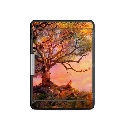 Lifeproof iPad Air 2 Nuud Case Skin - Fox Sunset