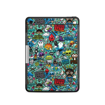 Lifeproof iPad Air 2 Nuud Case Skin - Jewel Thief
