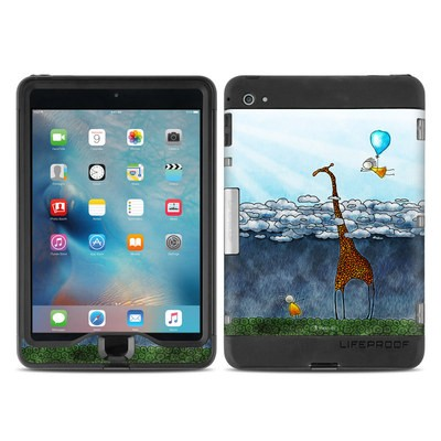 Lifeproof iPad Mini Nuud 4 Case Skin - Above The Clouds