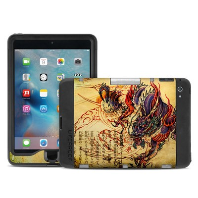 Lifeproof iPad Mini Nuud 4 Case Skin - Dragon Legend