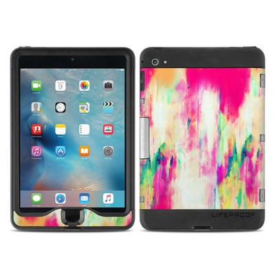 Lifeproof iPad Mini Nuud 4 Case Skin - Electric Haze