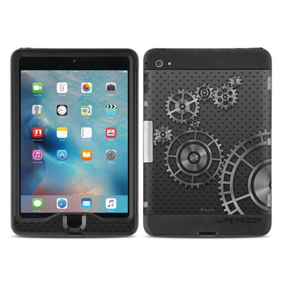 Lifeproof iPad Mini Nuud 4 Case Skin - Gear Wheel