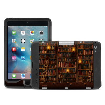 Lifeproof iPad Mini Nuud 4 Case Skin - Library