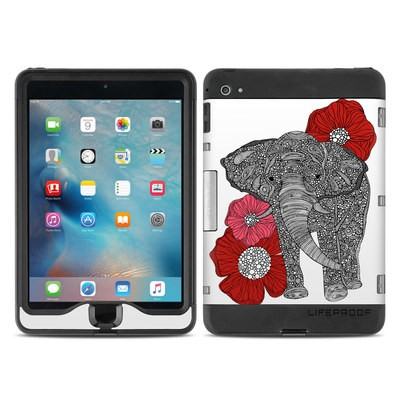 Lifeproof iPad Mini Nuud 4 Case Skin - The Elephant