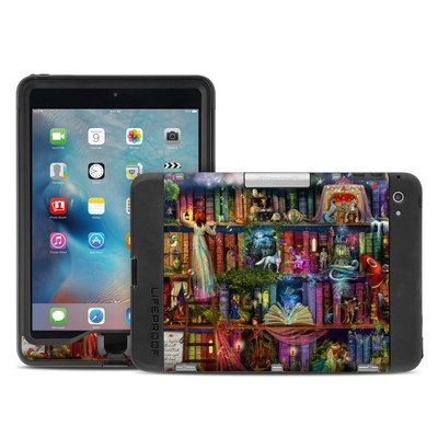 Lifeproof iPad Mini Nuud 4 Case Skin - Treasure Hunt