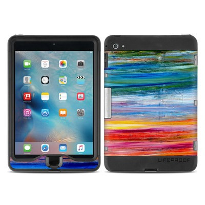 Lifeproof iPad Mini Nuud 4 Case Skin - Waterfall