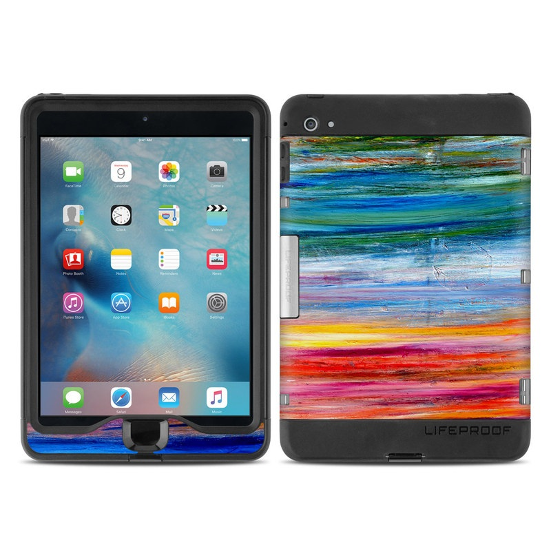 super popular eea64 006fa Lifeproof iPad Mini Nuud 4 Case Skin - Waterfall