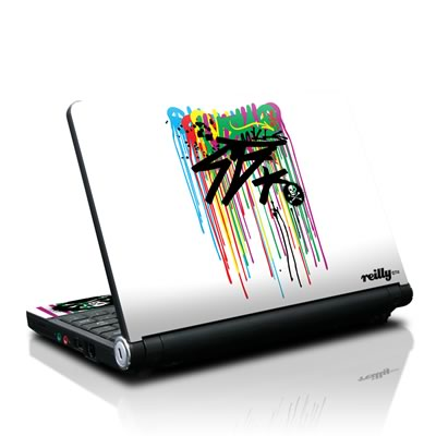 Lenovo IdeaPad S10 Skin - Colour Rain