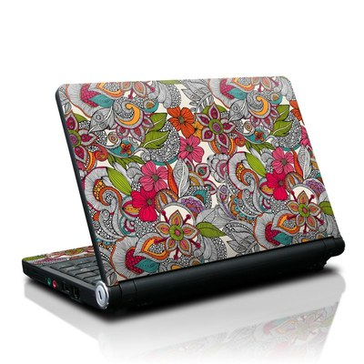 Lenovo IdeaPad S10 Skin - Doodles Color