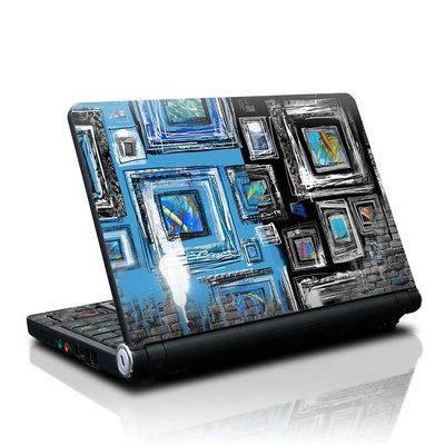 Lenovo IdeaPad S10 Skin - Dripping Walls
