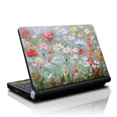 Lenovo IdeaPad S10 Skin - Flower Blooms