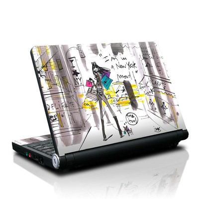 Lenovo IdeaPad S10 Skin - My New York Mood