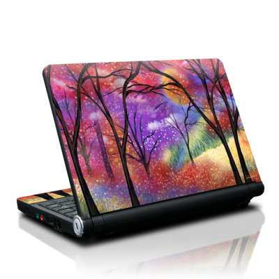 Lenovo IdeaPad S10 Skin - Moon Meadow