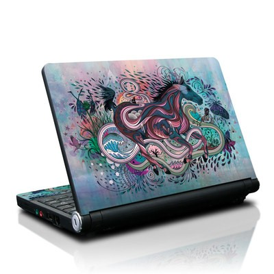 Lenovo IdeaPad S10 Skin - Poetry in Motion