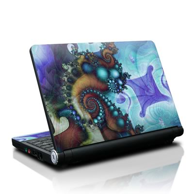 Lenovo IdeaPad S10 Skin - Sea Jewel