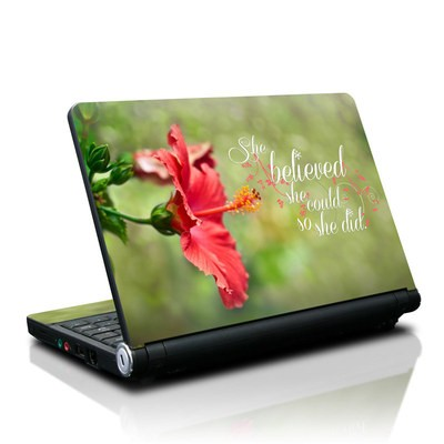 Lenovo IdeaPad S10 Skin - She Believed