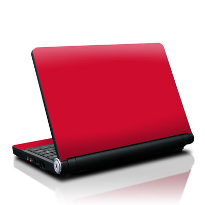 Lenovo IdeaPad S10 Skin - Solid State Red