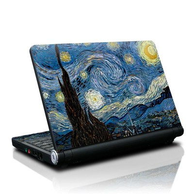 Lenovo IdeaPad S10 Skin - Starry Night