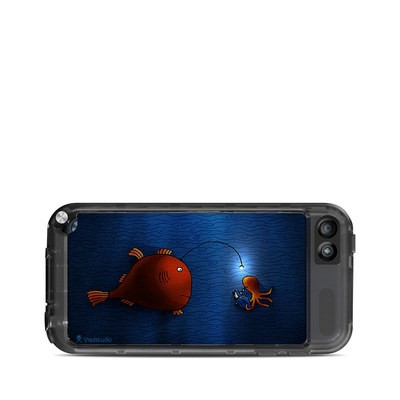 Lifeproof iPod Touch 5G Case Skin - Angler Fish