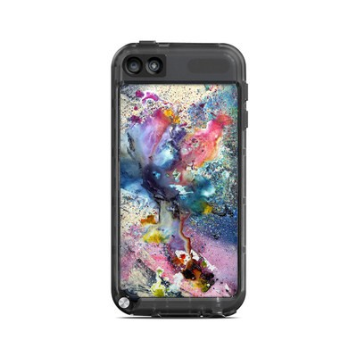 Lifeproof iPod Touch 5G Case Skin - Cosmic Flower