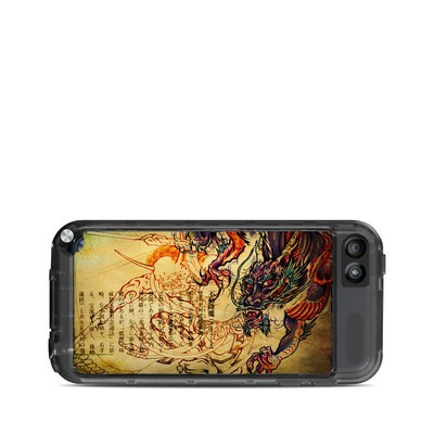 Lifeproof iPod Touch 5G Case Skin - Dragon Legend