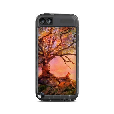 Lifeproof iPod Touch 5G Case Skin - Fox Sunset