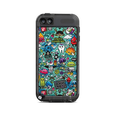 Lifeproof iPod Touch 5G Case Skin - Jewel Thief