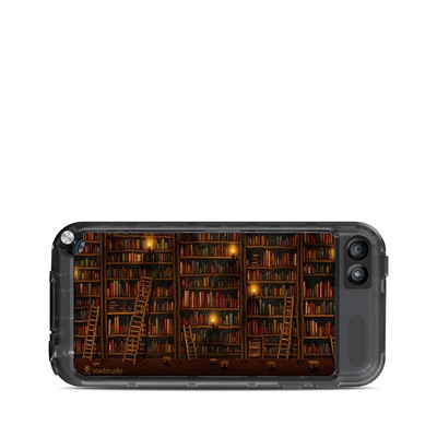 Lifeproof iPod Touch 5G Case Skin - Library