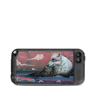 Lifeproof iPod Touch 5G Case Skin - Lone Wolf