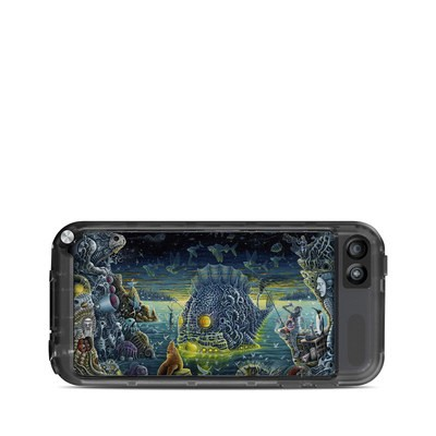Lifeproof iPod Touch 5G Case Skin - Night Trawlers