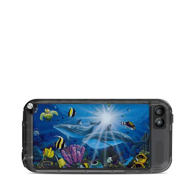 Lifeproof iPod Touch 5G Case Skin - Ocean Friends